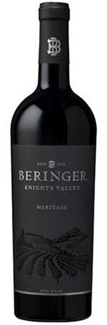 Beringer Vineyards Knights Valley Red Meritage